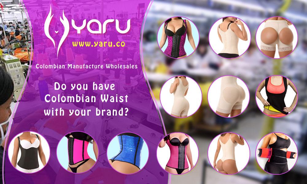 colombian waist manufacture wholesale authentic waist cincher